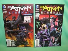 Batman Eternal #42 & #43 1st Print Set DC New 52 Comics Comic VF/NM