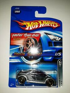 Hot Wheels Honda Sprocket. Faster Than Ever Series. 2005 Mattel. (P-5)