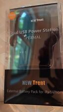 NEW TRENT EXTERNAL BATTERY PACK for iPAD/iPHONE  IMP50D 5000mAh