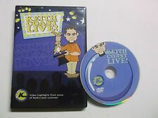 Keith Coast Live! DVD Stand Up Comedy for the Christian Family - Love God