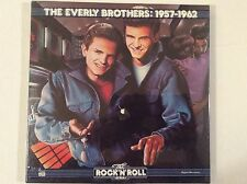 The Everly Brothers: 1957-1962 The Rock'N' Roll Era 2 vinyl LPs boxed set SEALED
