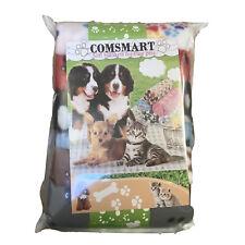 New listing Comsmart Warm Paw Print Blankets For Pets 6 Pack 24 X 28 Nip Winter Christmas