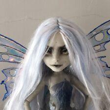 Personalizado Monster High Muñeco repintado Hada Rochelle Goyle por artista podly muñecas