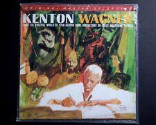 MFSL 1-091 Stan Kenton - Kenton Plays Wagner New & Sealed Audiophile Lp c/o