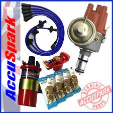 MG Midget 1275 Distributeur avec Bouchon Latéral /& Accuspark Rouge 12 Volts