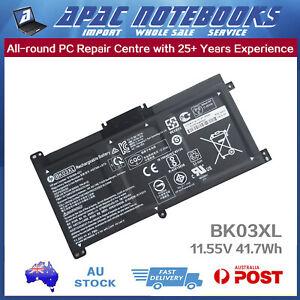 Genuine BK03XL Battery HP Pavilion x360 14-ba 14-ba008tu 14-ba103tu 14-ba159tx