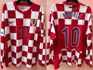 Jersey Croatia XL Player Issue Nike Luka Modric Real Madrid Tottenham Hermosa