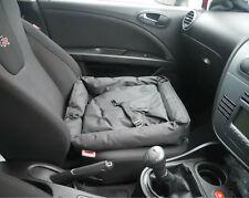 Auto letto per cane borsa per animale domestico con sicurezza clip