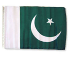 "12x18 12""x18"" Pakistan Sleeve Flag Boat Car Garden"
