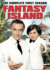 Fantasy Island - The First Season (DVD, 2005, 4-Disc Set) David Hedison Mills