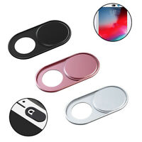3PCS WebCam Cover Slide Camera Privacy Security Protect For Phone Laptop Tablet