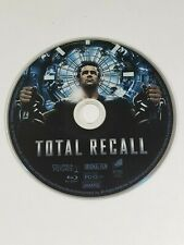 Total Recall  - Blu Ray Disc Only - Replacement Disc