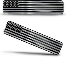3D Gel Silikon Aufkleber USA Flag Vereinigte Staaten Fahne Flagge Stickers Decal