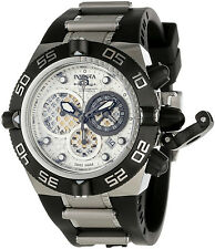 Swiss Made Invicta 11511 Subaqua Noma IV Chronograph Silver Dial Men's Watch