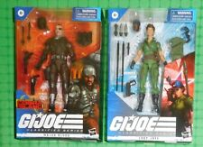 2021 G.I. Joe - Classified Series - Major Bludd (Target Exclusive)  & Lady Jaye