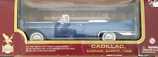 Road Legends 1958 Cadillac Eldorado Biarritz 1/18 Scale Die Cast Metal 92158