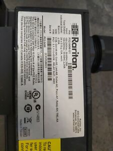 Raritan Dominion PX2-5496-G1 24-Outlets PDU Switched/Metered Power Distro NOS