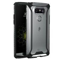 For LG V20 / G5 /G Flex 2/G4/ V10/ K8【Soft Shock proof TPU】Poetic Affinity Case