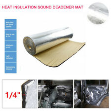 Sound Deadener Heat Insulation Mat Noise Killer/Thermal/Proof 1/4