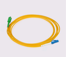 3M SC/APC-LC  Simplex 9/125 Singlemode Fiber Optic Cable Patch Cord Jumper