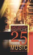 Saturday Night Live - 25 Years of Music, DVD, G.E. Smith, Lenny Pickett, Darrell