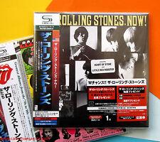 Rolling Stones ,  Now !  ( SHM-CD Paper Sleeve Japan )