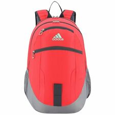 Adidas Foundation II Shock Red / Grey / Deepest Space Laptop Backpack (5140724)