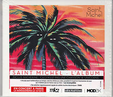 CD DIGIPACK 12T SAINT MICHEL MAKING LOVE & CLIMBING 2013 FRENCH STICKER NEUF SCE