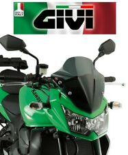 Cupolino specifico fume' KAWASAKI  Z 750 2007 2008 2009 2010 2011 2012 A446 GIVI