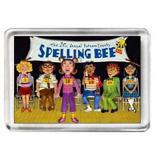 The 25th Annual Putnam County Spelling Bee. The Musical. Fridge Magnet.