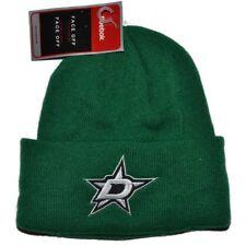 DALLAS STARS NHL REEBOK Green Beanie
