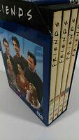 FRIENDS TEMPORADA SEASON 6 COMPLETA 4 DVD DOBLES CAJA DURA CENTRAL PERK PAL