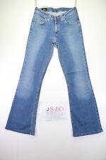 Lee Felton Bootcut (Cod. J810) Tg42 W28 L33 jeans usato ACCORCIATO vintage