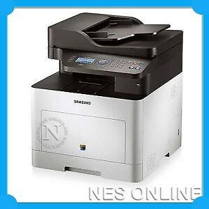 SAMSUNG CLX-6260ND 3-in-1 Color Laser Network MFP Printer+ADF+Duplexer *RFB*