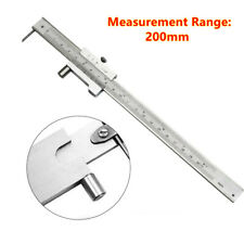 Shockproof Durable Convenient Gauge Micrometer For Outside Measuring Metal Wood