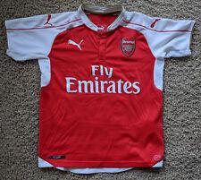 Arsenal 15/16 Home kit/jersey youth XL - boys 2015-2016