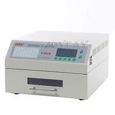 T-962A bga Reflow Oven Infrared IC Heater Soldering Machine 300x320mm 110V/220V