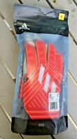 Adidas Men GK NMZ LITE Goalkeeper Gloves Red Football Soccer GYM Goalie DY2589 7