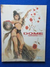 ~~ DOME  HARDCOVER EDITION FROM LUIS AND ROMULO ROYO ~~