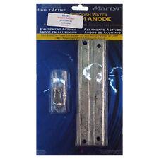 NIB Mercury 90-100-105-115-120-135-150HP Anode Bar Kit Aluminm Transom 818297Q 1