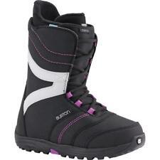 Burton Snowboard Boots Women's Coco Black - Purple Size 9