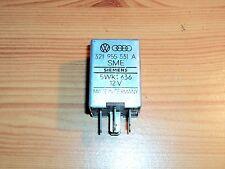 VW Golf Audi 50 80 321955531A Siemens 5WK1 636 Scheibenwischerrelais wiper relay
