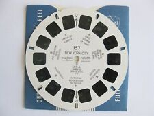 VIEW MASTER VIEWMASTER 157 NEW YORK CITY II U.S.A.