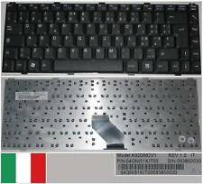 Clavier Qwerty Italien ASUS Z96 Z84JP K020662V1 04GNI51KIT00 Noir