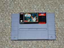 Super Star Wars Super Nintendo SNES Cartridge