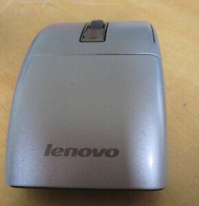 Lenovo N70 Wireless Mouse  -- Silver
