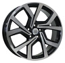 4x 18 inch x 7.5 GIZA SET oF Wheels VW GOLF GTi - OEM COMPATIBLE (ITALY)