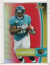 2012 TOPPS FINEST Red REFRACTOR #18 MAURICE JONES-DREW 14/25, FREE SHIPPING