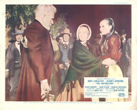 The Unforgiven Original Lobby Card Audrey Hepburn Charles Bickford