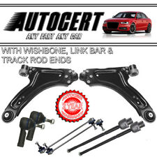 VAUXHALL COMBO 01-11 WISHBONE ARMS, LINK BARS, TRACK ROD & INNER RODS LH & RH